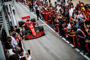 Vettel never feared he would lose Canadian GP