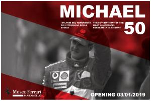 Ferrari Museum to open Schumacher exhibition