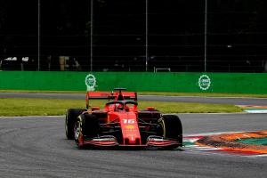 Ferrari to run updated engine at Italian GP