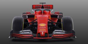 Ferrari's new F1 car 'extreme' - but not a revolution