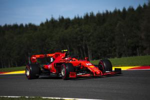 Leclerc dominates Belgian GP qualifying for Spa pole