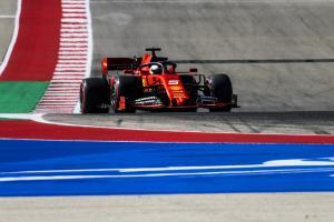 Vettel laments 'too conservative' first Q3 lap in Austin