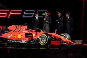 Ferrari confirms location, live stream plans for F1 car launch