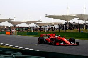 Wolff: Ferrari's straight line advantage 0.3s in China