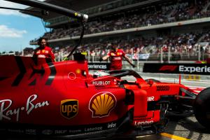 Ferrari engine upgrade a 'last-minute decision' for Spanish GP