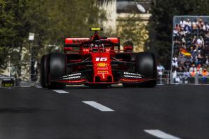 F1 Race Analysis: The thinking behind Ferrari's Baku strategy