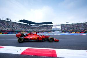 Vettel: Top three teams very close in Mexico