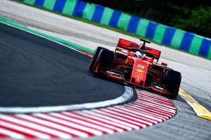 """Vettel hopes F1 tyres """"melt"""" to avoid 'boring' Hungarian GP"""