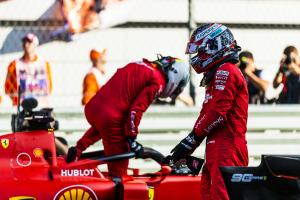 Sochi shows the cracks in the 'Essere Ferrari' mantra