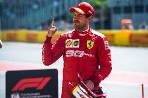 "Vettel says Ferrari needs ""perfect race"" to beat Mercedes"