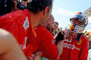 Can Vettel get his first win in over a year at Spa?
