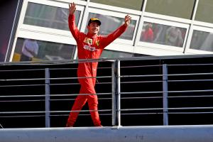 Leclerc: Monza win for Ferrari goes beyond all of my dreams
