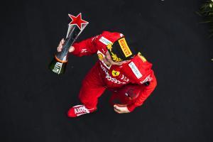 Vettel: Final result in China 'upsetting' for Ferrari