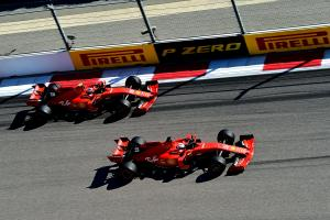 "Leclerc: Ferrari team orders ""clear now"" after Russian GP"