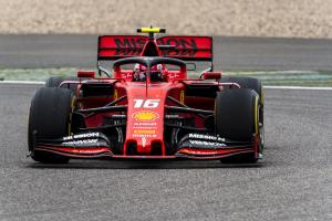 Ferrari facing 'important moment' in Baku after struggles