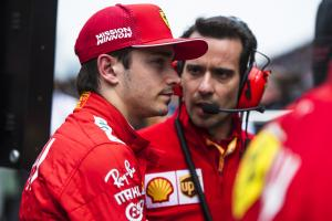 Leclerc satisfied by Ferrari's explanation for team orders