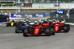 """Binotto says having two top drivers at Ferrari a """"luxury"""""""