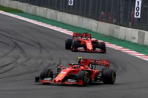Binotto: Ferrari could have taken more risks with strategy
