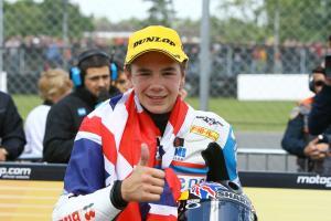Record-breaker Redding returns to scene of historic GP win