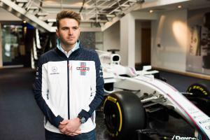 Rowland named Williams F1 young driver for 2018