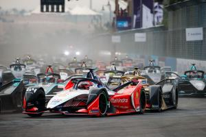 When is Formula E's Marrakesh E-Prix and how can I watch it?