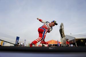 Rosenqvist not thinking of Formula E title battle despite points lead