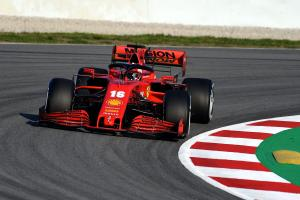 Ferrari considered DAS F1 steering system in past