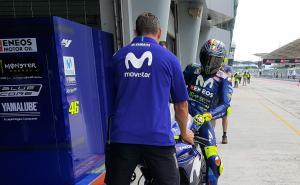 Sepang MotoGP test times - Sunday (5pm)