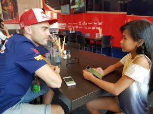 Shaina interviews... Leon Camier!