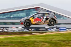 Timmy Hansen, Team Hansen, WorldRX, SpeedMachine,