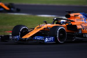 Sainz: McLaren took P6 despite not being at '100 percent'