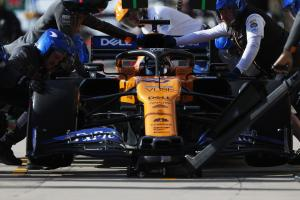 Reliability has been McLaren's 'weak spot' in F1 2019 - Brown