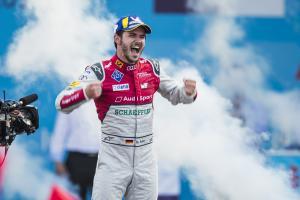 "Audi relish ""sweet"" Formula E win after ""hard times"""