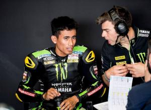 Tech3 crew chief talks Syahrin, Folger, Lorenzo-style…