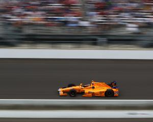 Alonso and McLaren set for Texas Motor Speedway test