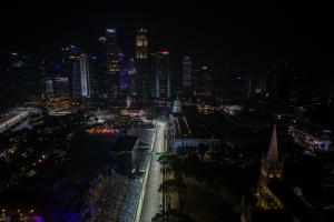 F1 Singapore Grand Prix - Qualifying Results
