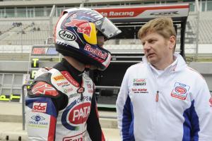 Chris Pike, Honda, World Superbike,