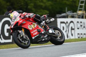 Brookes leads at Brands Hatch ahead of BSB finale