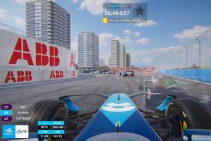 Formula E launches 'ghost racing' game