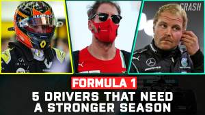 VIDEO: Which F1 drivers are most in need of a stronger 2021?