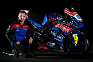Stapleford completes Buildbase Suzuki line-up for 2019