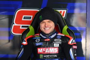 Mackenzie tips McAMS Yamaha to be back at sharp end
