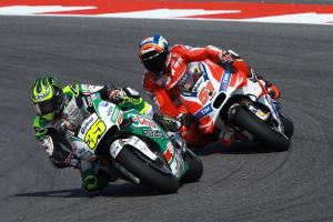 Crutchlow: 'On the pace' Pirro important for Ducati
