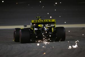Hulkenberg refusing to read into strong Bahrain FP2 result