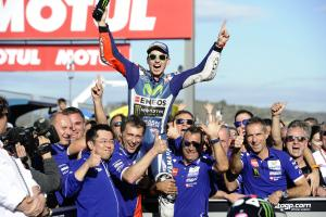 Lorenzo returns to Yamaha as MotoGP test rider