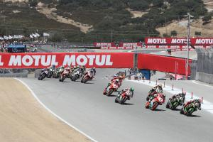 Laguna Seca receives circuit updates for 2018