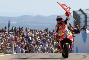Aragon MotoGP - Race Results