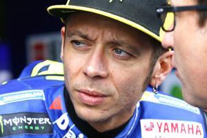 """MotoGP Gossip: Rossi """"afraid of quitting"""" MotoGP"""