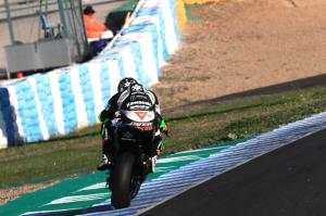 Sykes leads Rea in Kawasaki domination at Jerez test
