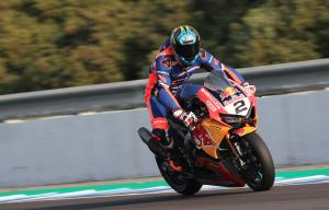 Camier switches focus after Red Bull Honda progress